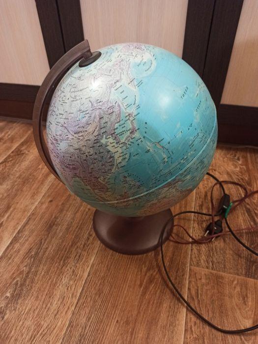 Глобус с подсветкой (Италия) Киев - изображение 1