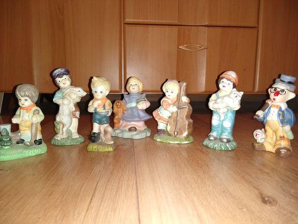 Porcelanowe dzieci
