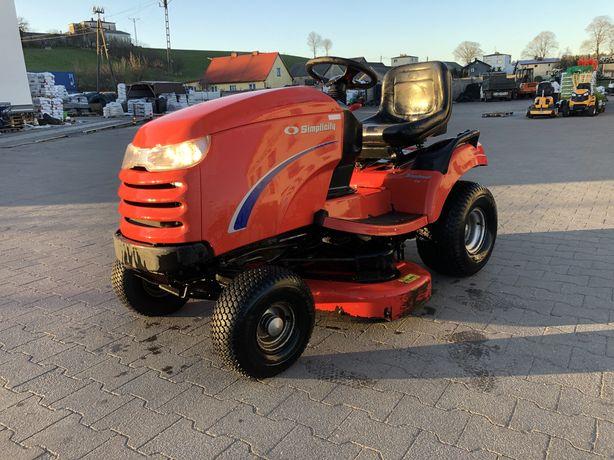 Kosiarka traktorek Simplicity Broadmoor briggs 2 cyl vanguard 16HP