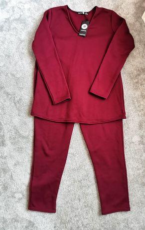 Спортивный костюм для беременных boohoo марсал