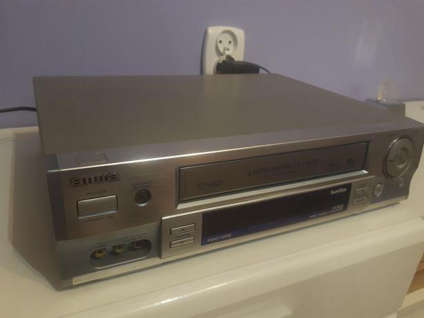 Odtwarzacz kaset VHS