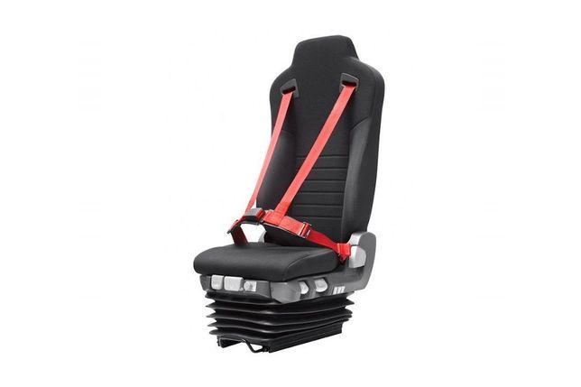 -= BEZPIECZEŃSTWO =-  Fotel do wozidła fotel do ładowarki ISRI fotel operatora do koparki -=JAKOŚĆ=-