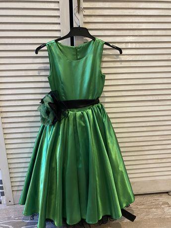 Платье бальное, новоголнее, нарядное