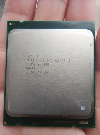 Intel Xeon E5-2630 lga2011 X79 (2620, 2640)