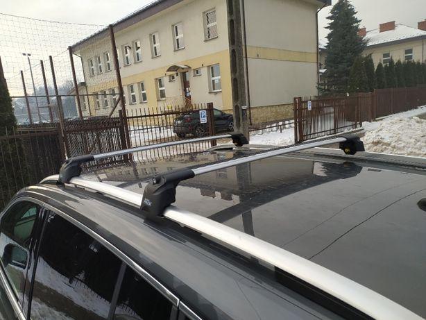 Bagażnik dachowy VW Touran III po 2016 r. NOWY GWARANCJA