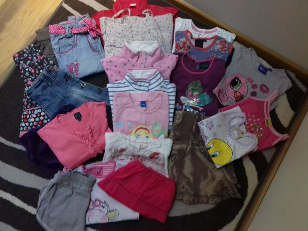 Paczka ubrań dla dziewczynki 7-8 lat (128cm) firmy:Next miniBoden Adam