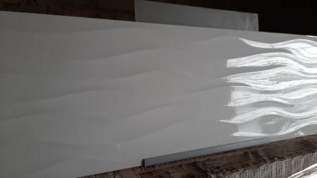 Акция! Настенная крупноформатная плитка 30*90 см