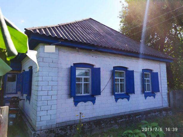 Продам будинок в центрі села Сагунівка
