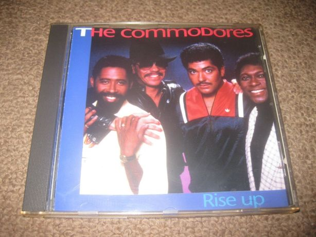 "CD dos The Commodores ""Rise Up"" Portes Grátis"