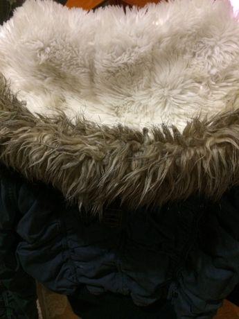 Курточка зимова NEXT