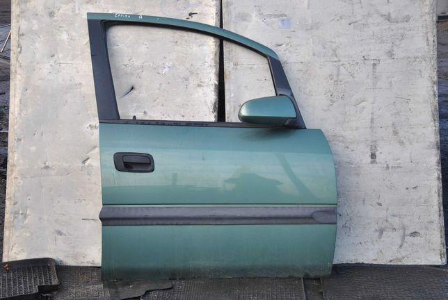 Drzwi prawy przód Opel Zafira A