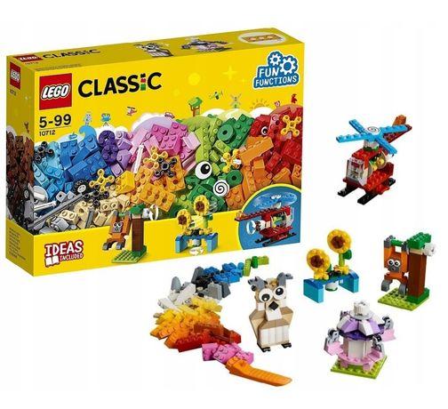 LEGO CLASSIC kreatywne maszyny 10712 nowe prezent klocki