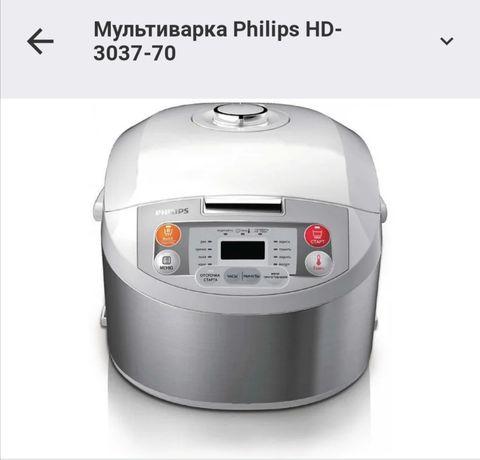 Мультиварка Philips HD-3037-70