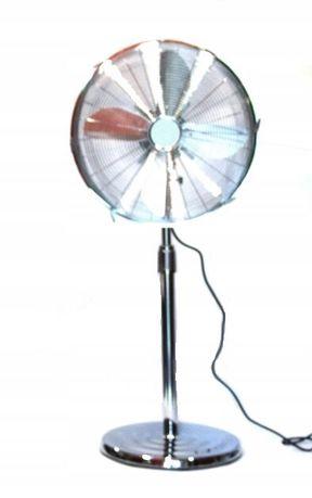 Wentylator podłogowy obrotowy wiatrak Challenge 16''