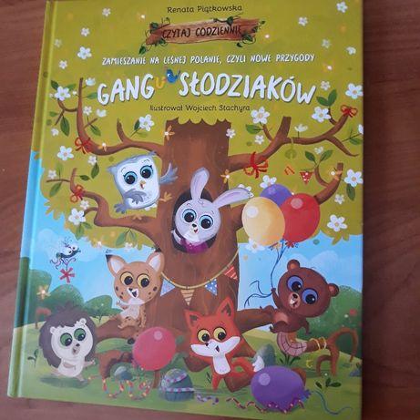 Książka gang słodziakow