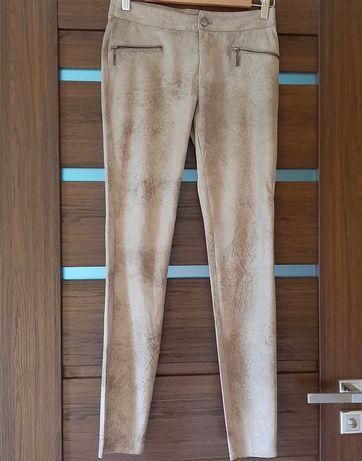 Spodnie skórzane amisu