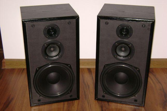 DUAL CL-9035 Kolumny głośnikowe monitory THE END 3 way system Wysyłka