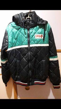 Куртка деми на мальчика подростка