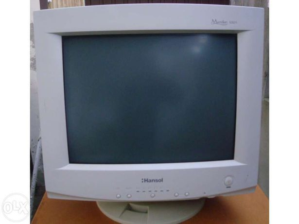 Monitor PC - crt