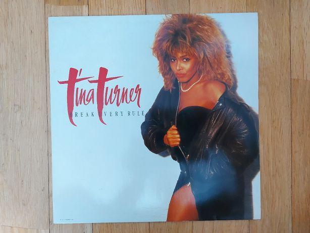Tina Turner, Break Every Rule, EU, 1986, Capitol, bdb++