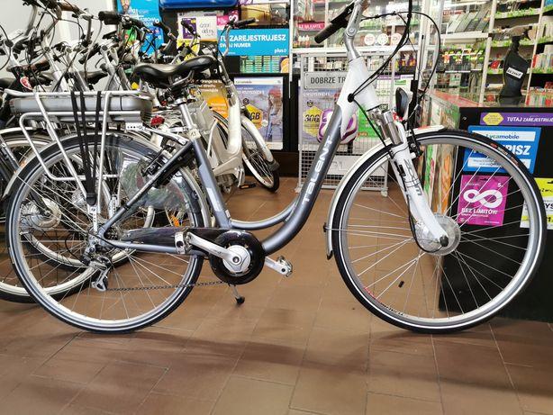Holenderski rower elektryczny Talent