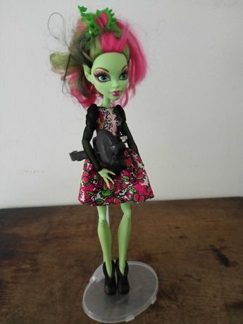Lalka Monster High Venus McFlytrap