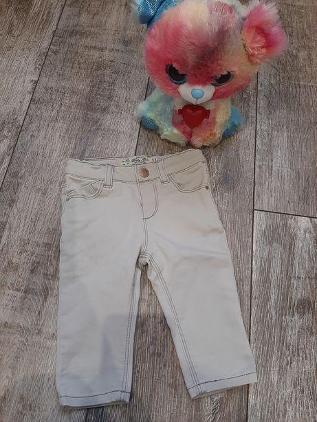 Фирменные джинсы zara baby на 3-6месяцев