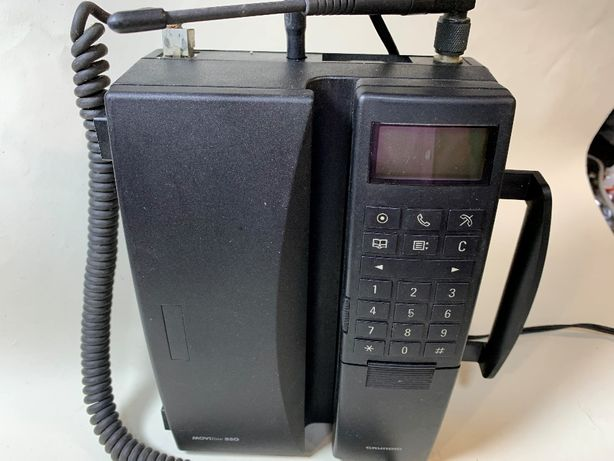 Telemovél Moviline 850 GSM Digital (mala) Vintage