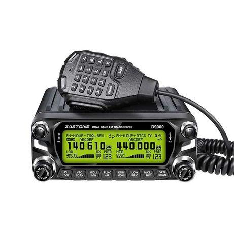 Радиостанция zastone D9000+ кабель программирования.