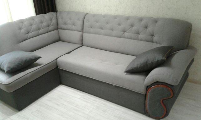 Ремонт - перетяжка мягкой мебели
