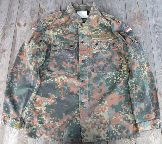 Bluza koszula bundeswehr flecktarn Gr7