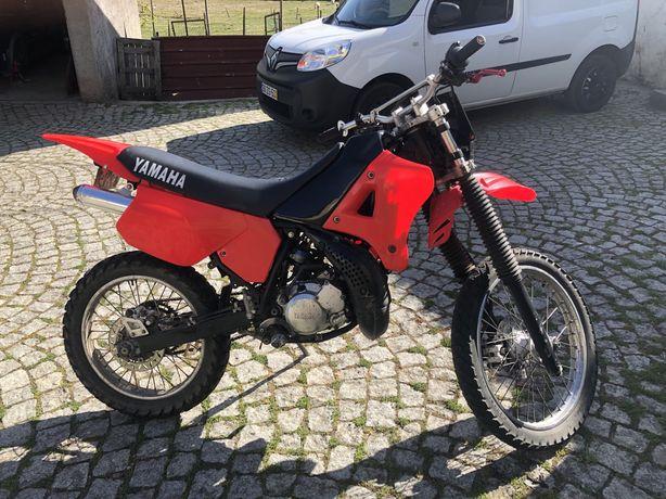 Yamaha dtr125 , 11kw livrete, 4lb matriculada