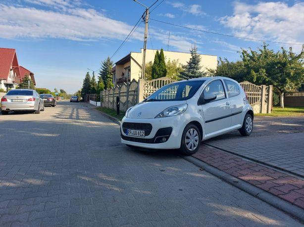 Peugeot 107 klima