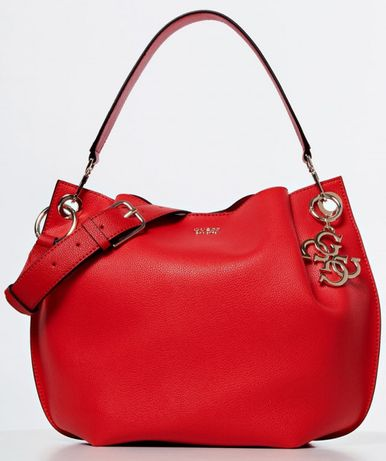 Новая брендовая сумка Guess Digital Hobo оригинал США сумочка Гесс