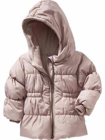 Новая куртка деми зима теплая демисезонная Old Navy 3Т 2-3 года