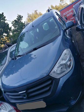 Dacia Dokker 1.0 Turbo Gasolina 2014 | PARA PEÇAS |
