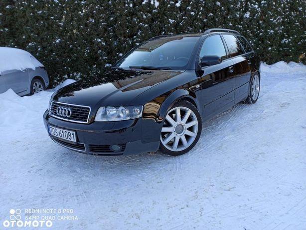 Audi A4 3.0V6 QUATTRO S LINE Nowy rozrząd, zawieszenie, hamulce