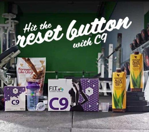 Detox C9 - para um corpo e estilo de vida saudável