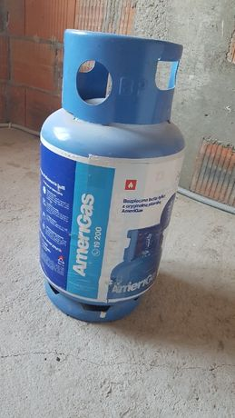 Butla gazowa z reduktorem
