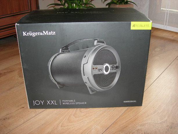 Przenośny głośnik Bluetooth Kruger&MATZ Joy XXL NOWY!