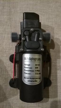 Bomba água 12v diafragma 80W