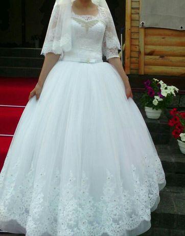 Продається розкішне весільне плаття