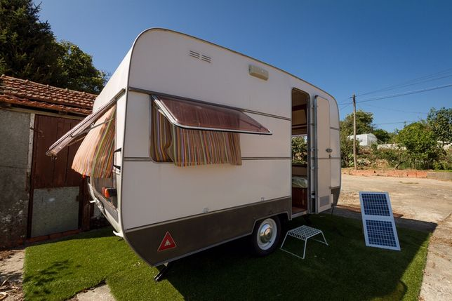 Roulote caravana classica big bhother