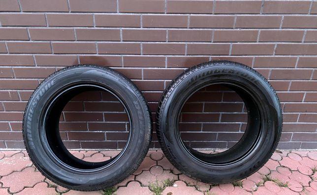 4x Opony letnie Bridgestone Dueler H/P Sport i Runway 235x55x17 ideał
