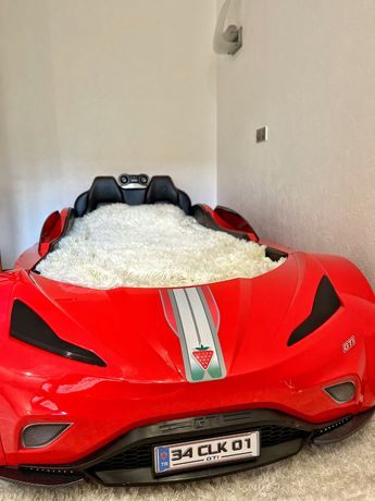 Кровать машина Gts Champion
