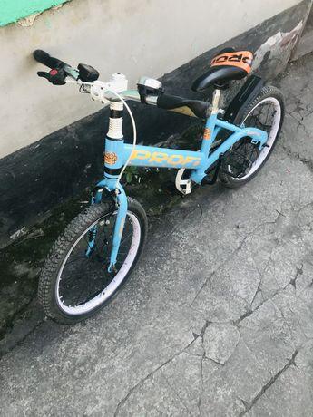 Детский велосипед двухколёсный Profi Infinity