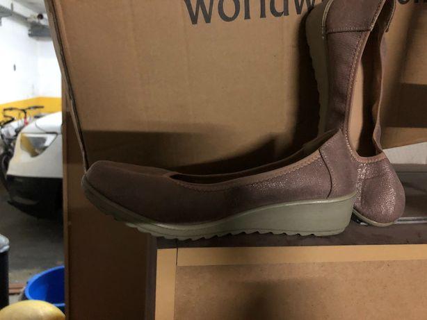 Sapatos bw usados 2x