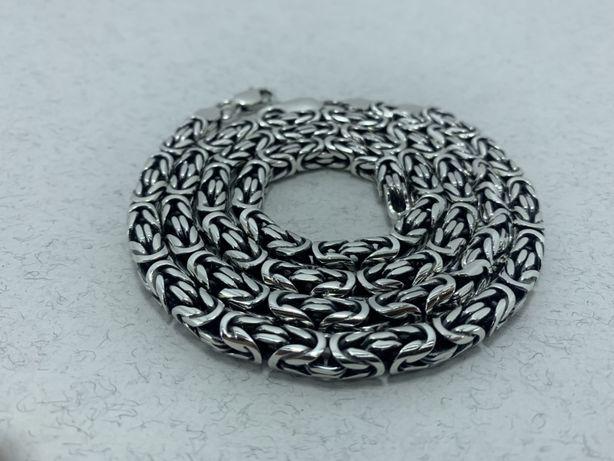 Серебрянная цепь Лисий Хвост