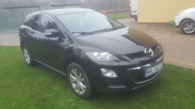 Mazda CX-7 Polski Salon