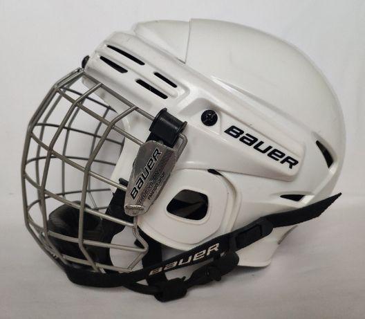 Хоккейный шлем Bauer с маской. Size Jr